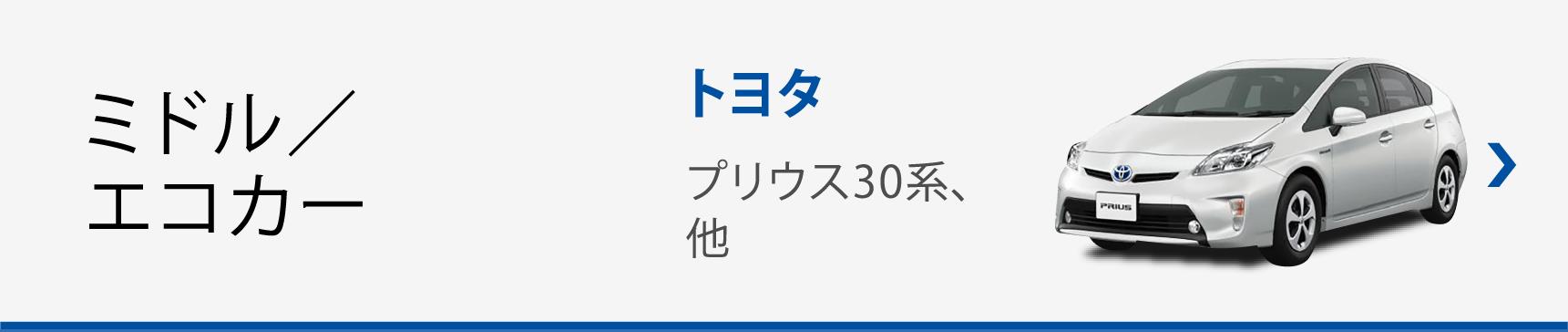 ミドル/エコカー